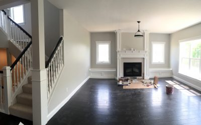Another custom home from Mendenhall Builders!