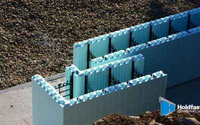ICF – Insulated Concrete Forms