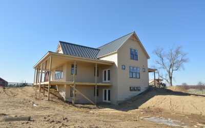 Gorgeous custom home from Mendenhall Builders