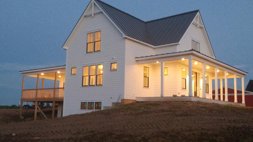 Covington Custom Home